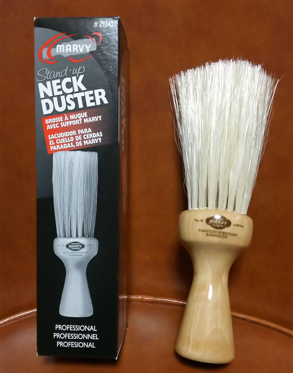 Marvy Stand UP Neck Duster