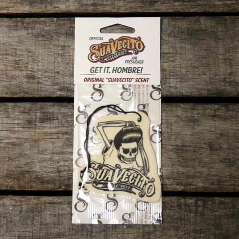 suavecito car air freshner