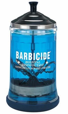 Barbicide Midsize Jar capacity 21 oz