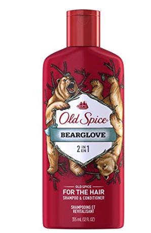 Old Spice シャンプー+コンディショナー ベアグローブ