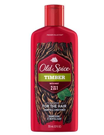 Old Spice シャンプー+コンディショナー ティンパー