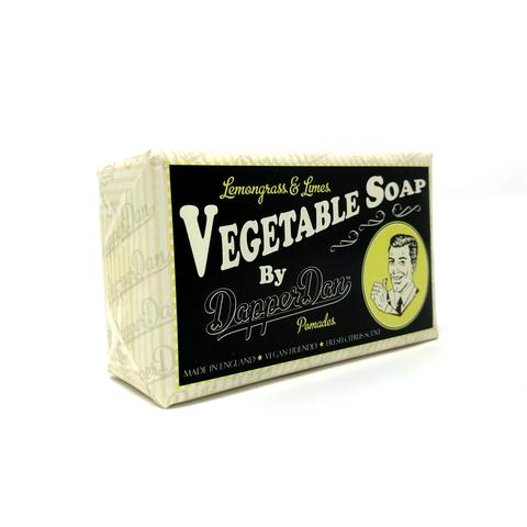 DapperDan Lemongrass&Limes Vegetable Soap