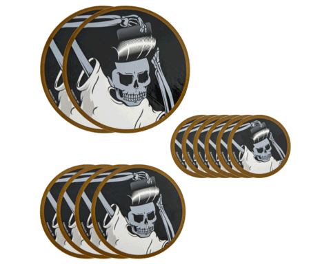 suavecito OG Sticker Pack